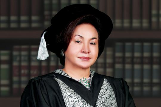 rosmah mansor belajar di amerika syarikat