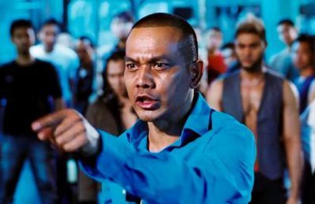 rosyam nor marah samseng gangster