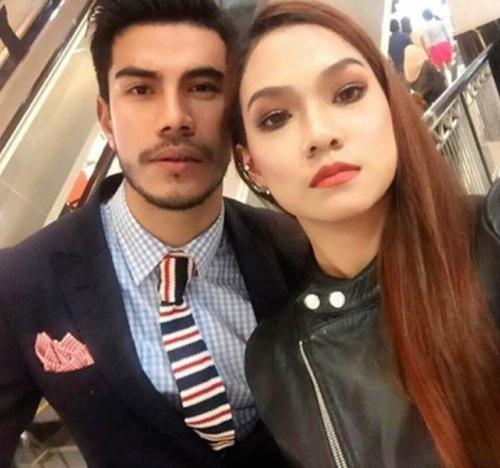 ruhainies jawab gosip cinta dengan azrel ismail 1