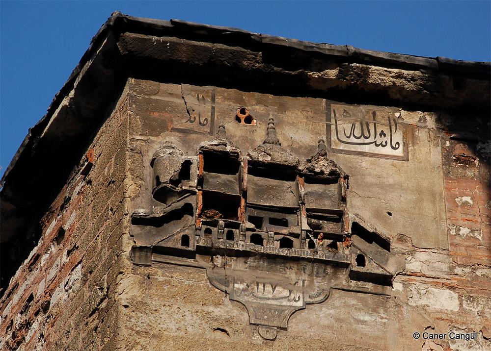 rumah burung kerajaan uthmaniyah