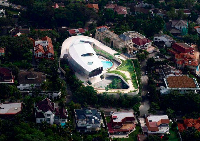 rumah keluarga bilionaire ytl