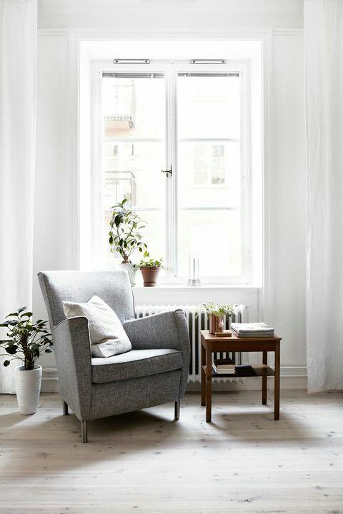 rumah lebih cerah dengan dekorasi scandinavian