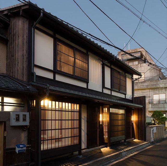 rumah tradisional jepun shimaya stays di kyoto