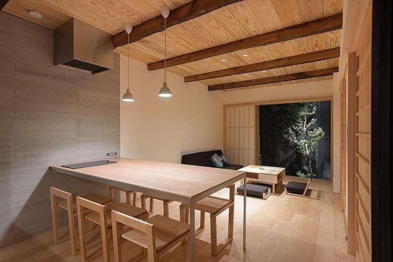 rumah tradisional jepun shimaya stays