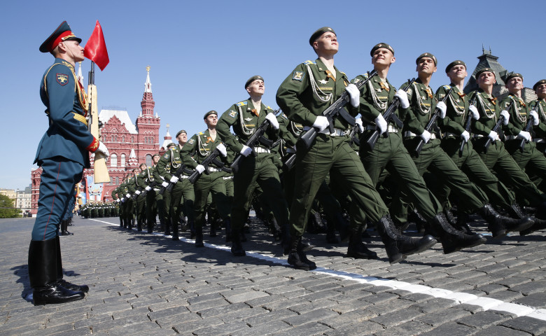 rusia negara paling mustahil untuk ditakluk