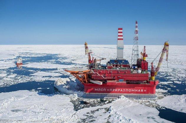 rusia negera pengeluar minyak paling besar di dunia