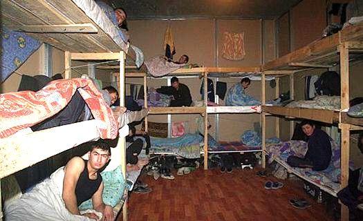 russia negara paling tinggi populasi perhambaan moden