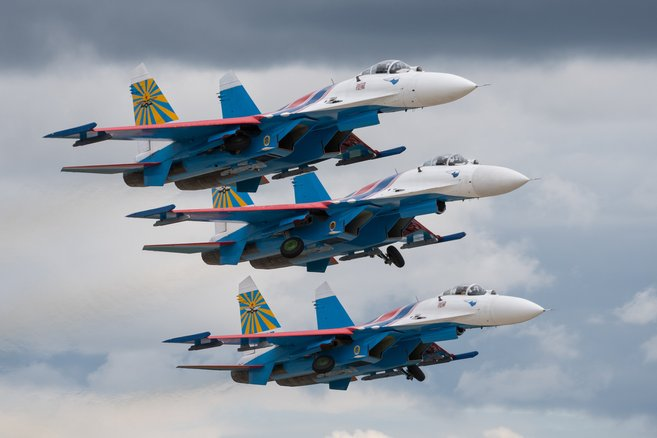 russian air force 2