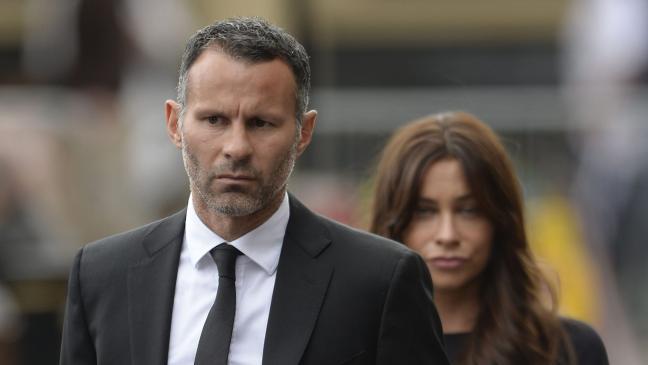 ryan giggs bercerai selepas skandal
