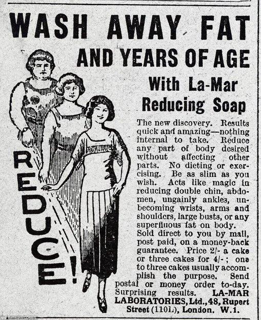 sabun la mar menguruskan badan
