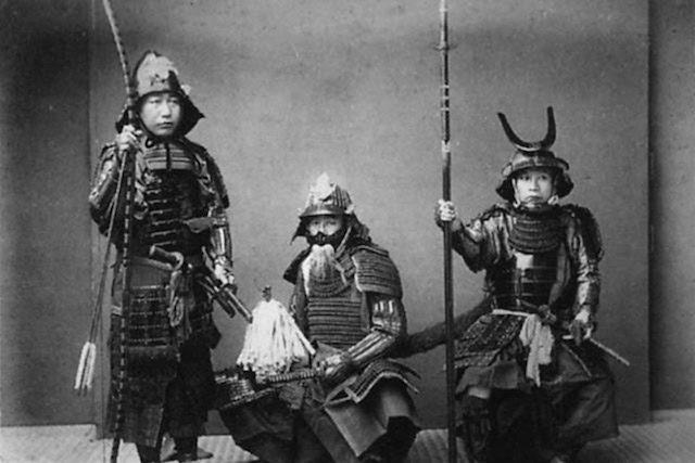 salah faham mengenai samurai 0