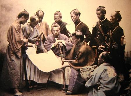 salah faham mengenai samurai 2