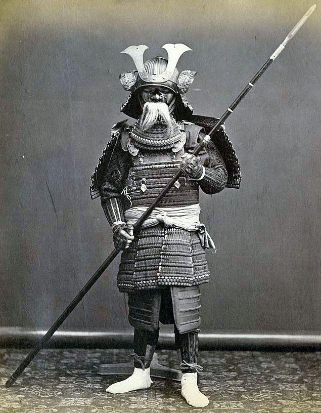 salah faham mengenai samurai 3
