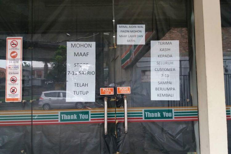 salah satu cawangan 7 eleven indonesia ditutup 56