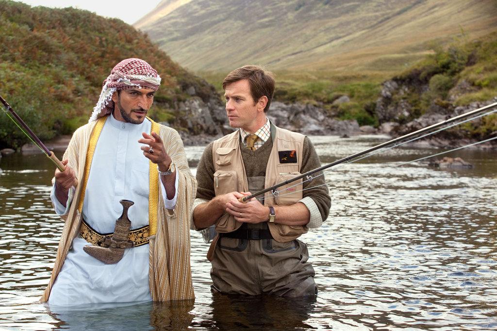 salmon fishing in yemen ewan mcgregor