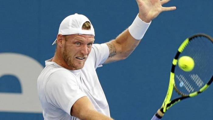 sam groth pemain tennis paling pantas serve