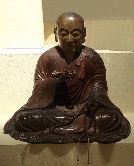 sami buddha shingon ingin dibangkitkan semula selepas mati