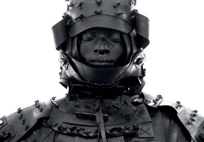samurai jepun kulit hitam