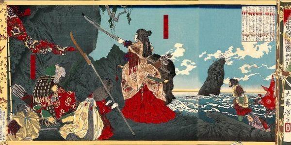 samurai wanita