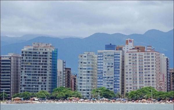 santos a sinking city in brazil 1