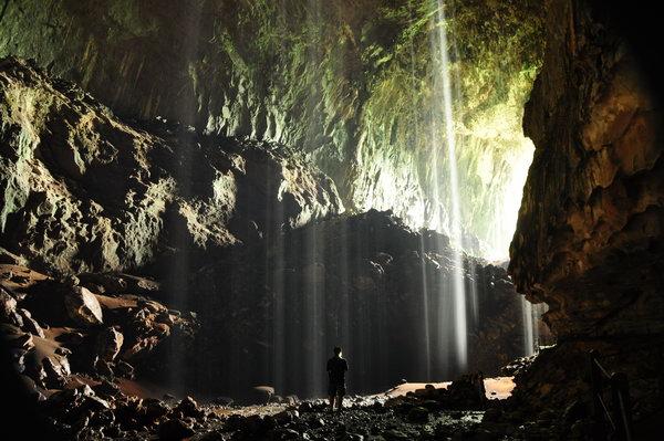 sarawak chamber gua rusa