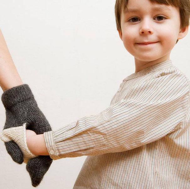sarung tangan anak bapa