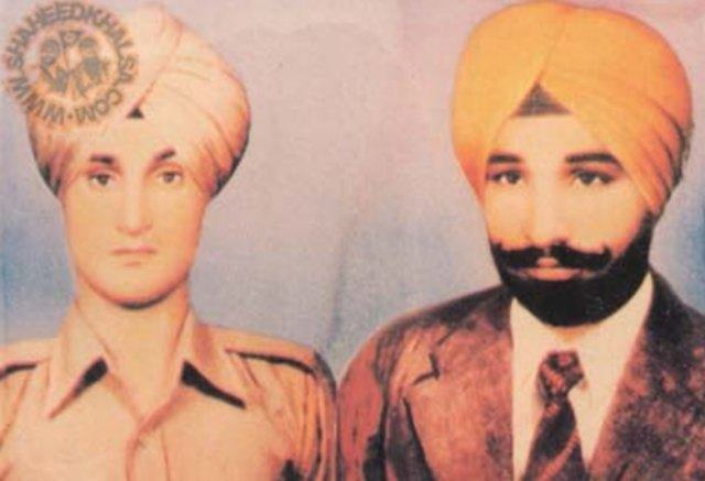satwant singh dan beant singh ahli politik popular yang mati dibunuh