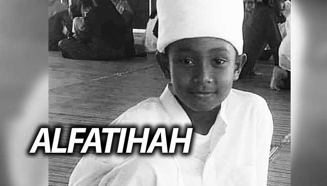 saya mahu jadi huffaz dalam masa dua tahun catatan sayu adik thaqif amin dalam al quran miliknya