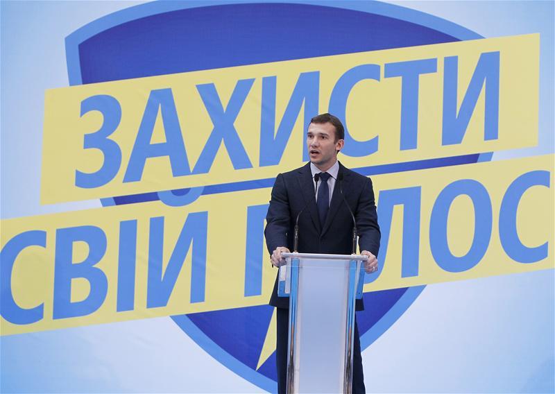 schevchenko politik