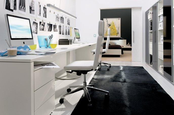 sediakan ruang yang selesa untuk bekerja di rumah