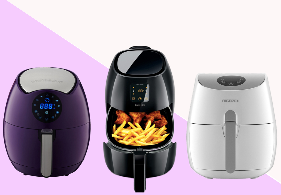 sejarah air fryer