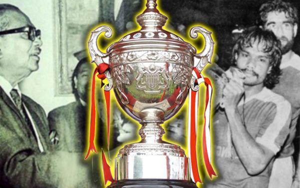 sejarah kejohanan bola sepak piala malaysia