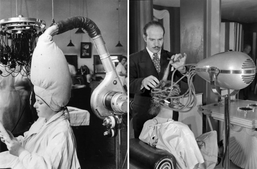 sejarah mesin pengering rambut