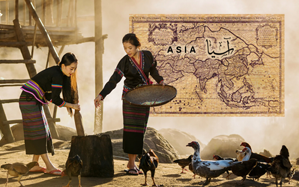 sejarah nama negara dalam asia 787