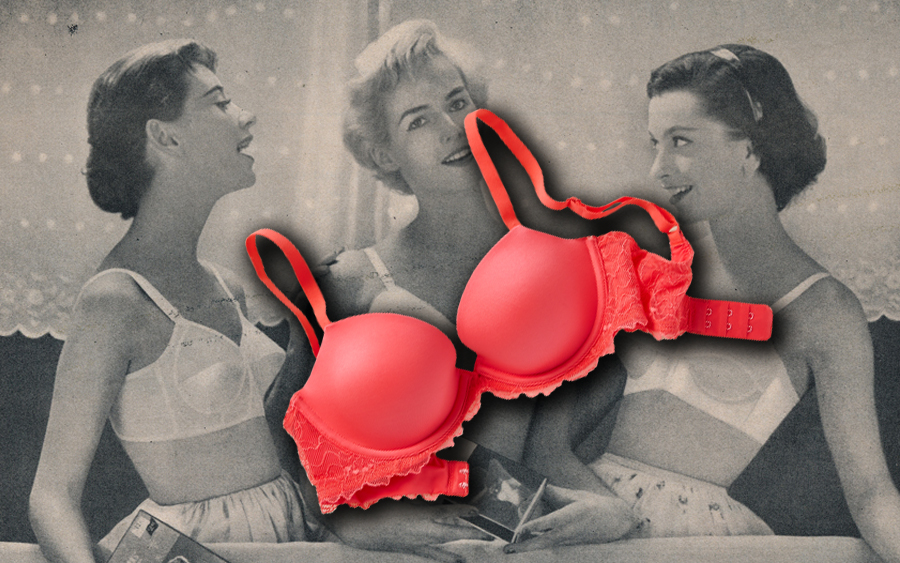 sejarah pakaian dalam wanita bra