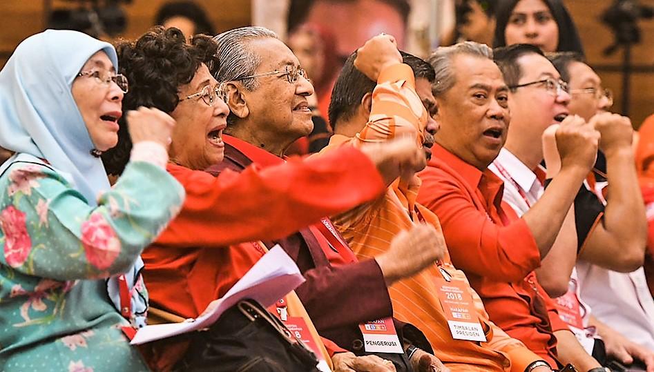 sejarah parti keadilan rakyat dan pakatan harapan 03