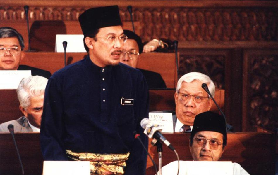 sejarah parti keadilan rakyat dan pakatan harapan 2