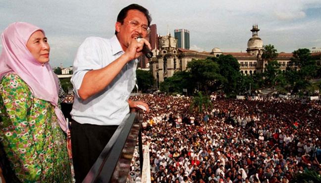 sejarah parti keadilan rakyat dan pakatan harapan 4