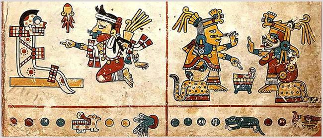 sejarah penciptaan coklat oleh mayan dan aztec