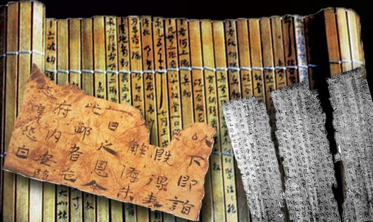 sejarah penciptaan kertas yang berasal dari china