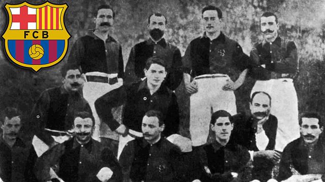 sejarah penubuhan kelab bola sepak barcelona