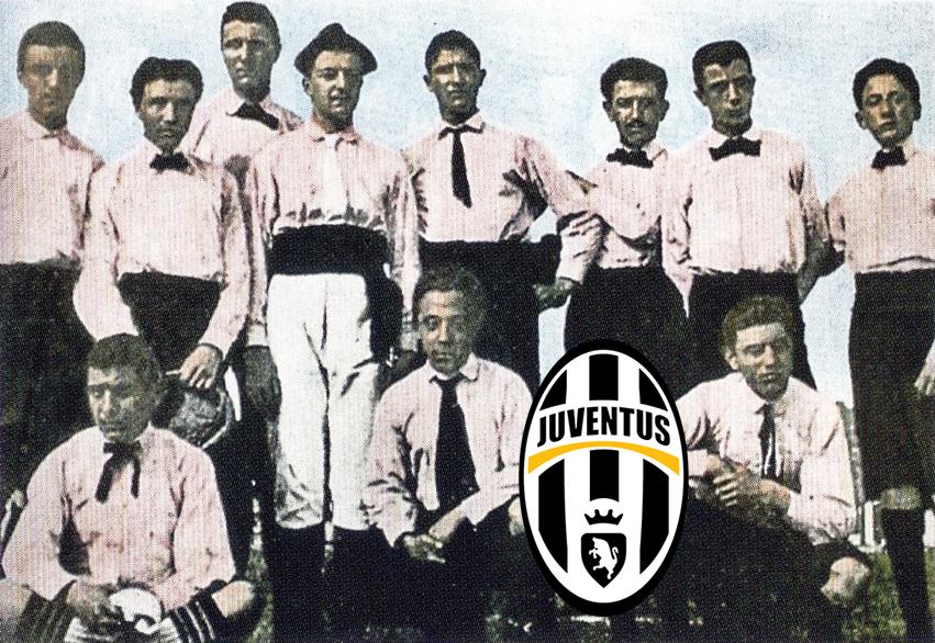 sejarah penubuhan kelab bola sepak juventus