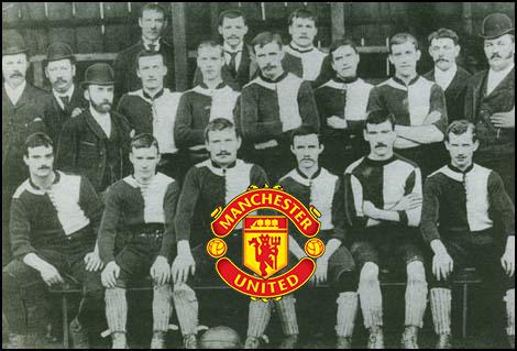 sejarah penubuhan kelab bola sepak manchester united