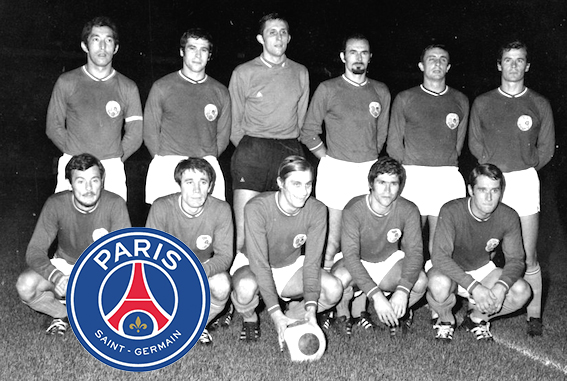 sejarah penubuhan kelab bola sepak psg