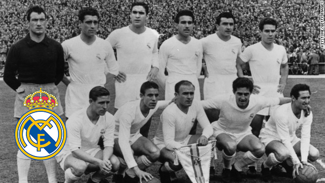 sejarah penubuhan kelab bola sepak real madrid