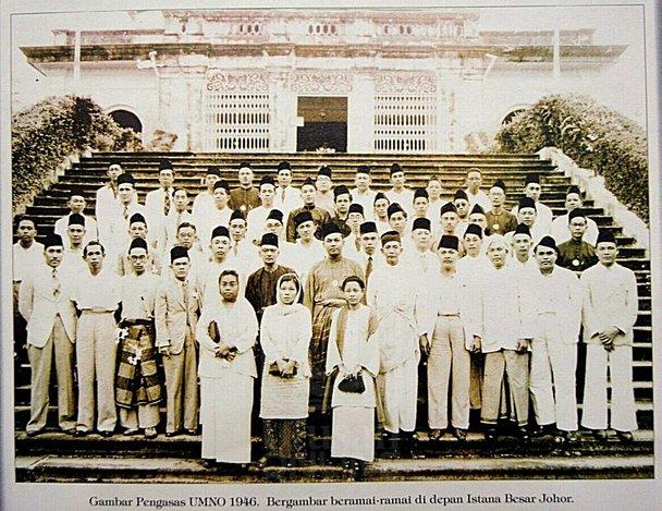 sejarah penubuhan umno 3
