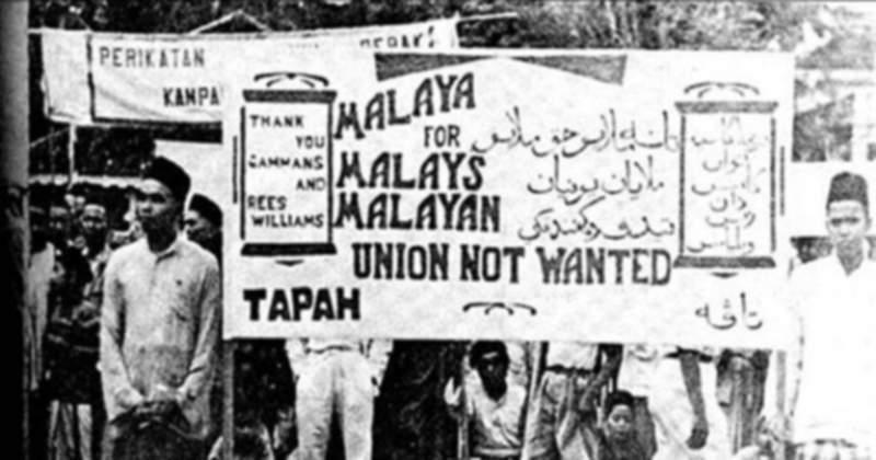Sejarah Ringkas Penubuhan Parti UMNO  Iluminasi