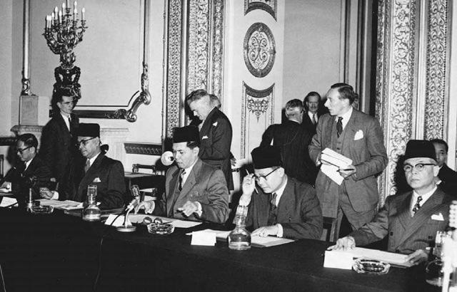 sejarah penubuhan umno