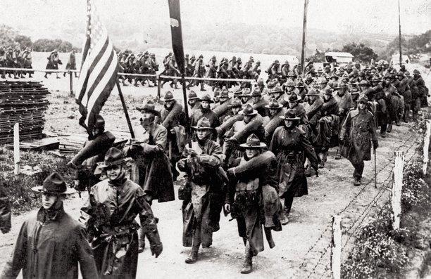 sejarah perang dunia pertama