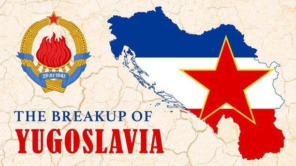 sejarah perpecahan yugoslavia